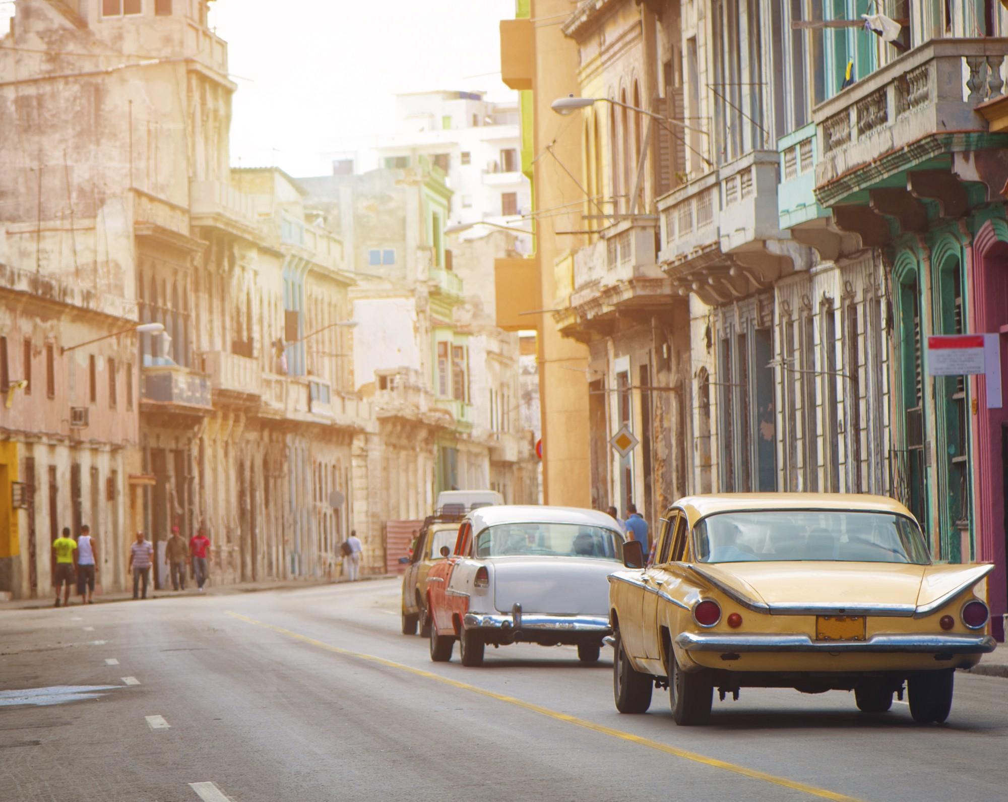 Strade dell'Avana