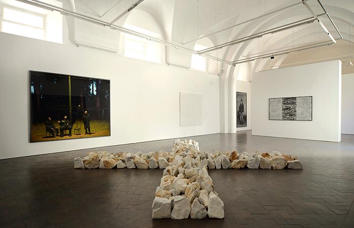 Immergetevi nella cultura contemporanea alla Galleria Lorcan O'Neill di Roma.