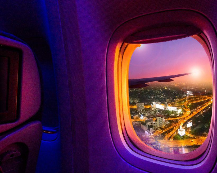 Come superare la paura di volare – i consigli di un'esperta