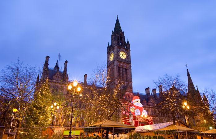 Voglia di un Natale all'inglese? Ecco gli speciali mercatini di Manchester