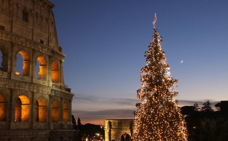 Top 5 delle destinazioni italiane preferite dagli stranieri per le vacanze di Natale