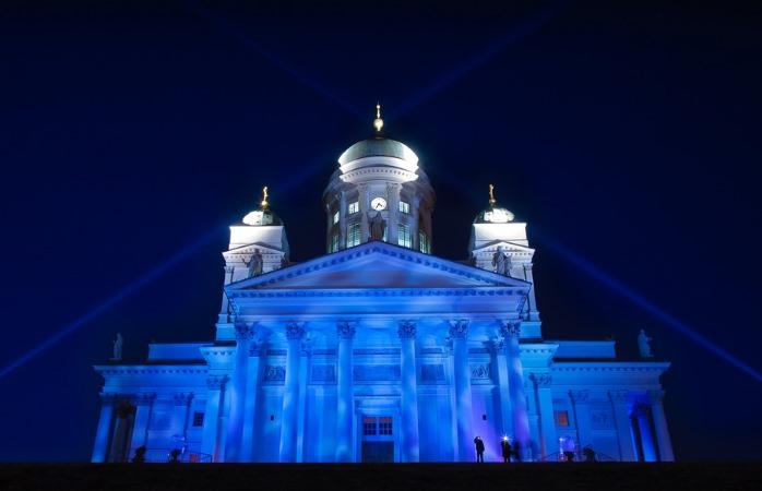 Helsinki Cattedrale