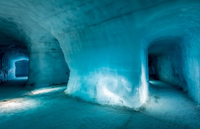 Gita al Langjökull Glacier, Islanda