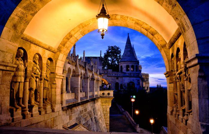 Budapest, dove andare a San Valentino