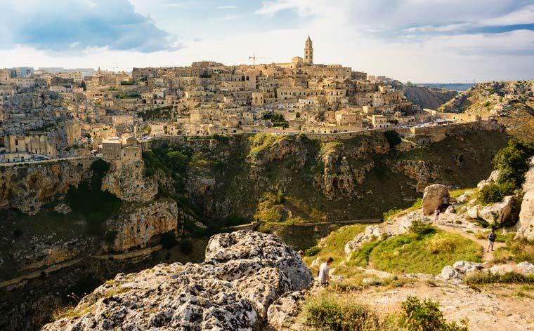 Matera: mini guida alla città dei Sassi