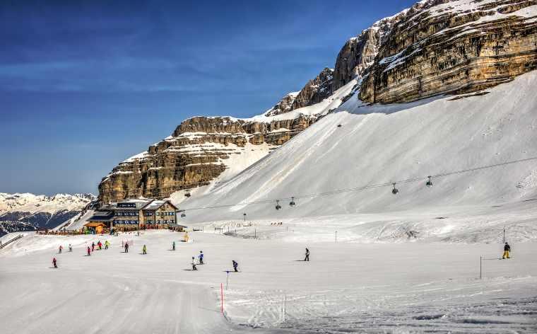 Le destinazioni preferite dagli italiani per la settimana bianca in Italia
