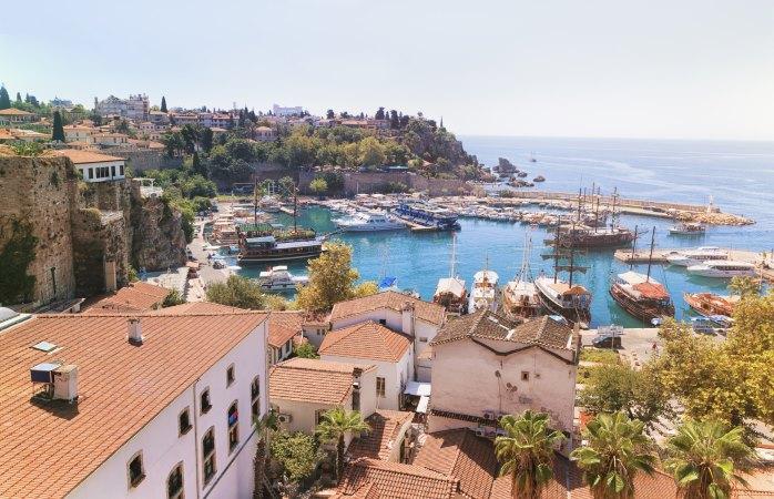 ou partir en septembre - Antalya