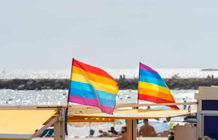 Gay Pride - Barcellona, Spagna