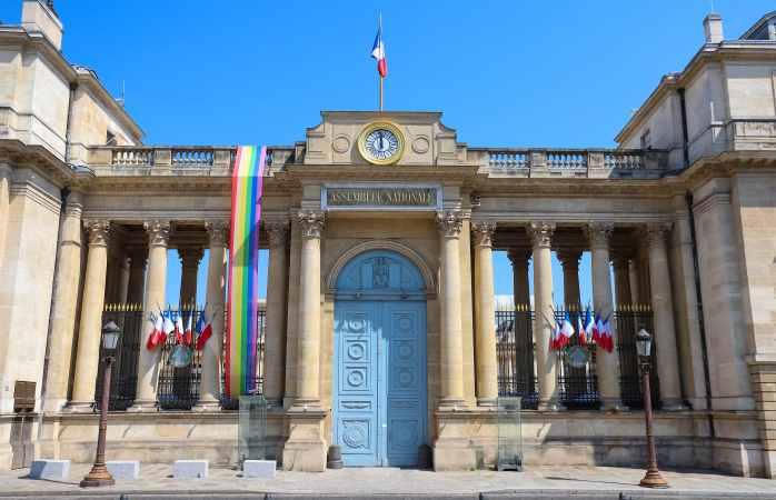 Gay Pride - Parigi, Francia