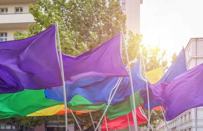 Gay Pride - Praga