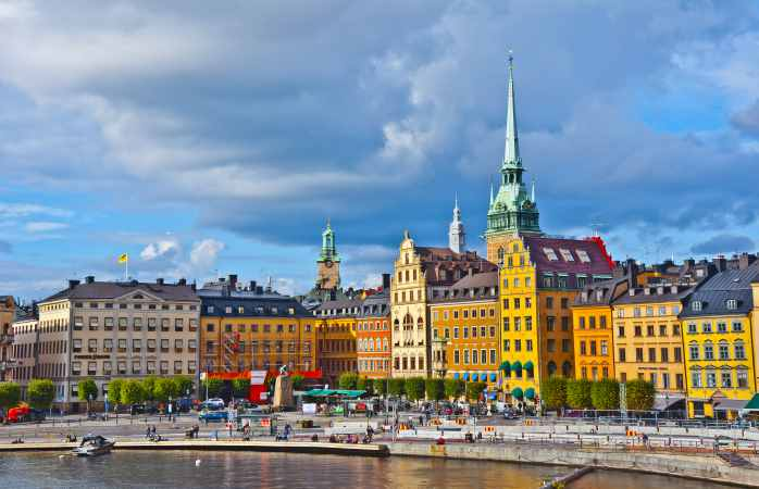 Stoccolma, Svezia.