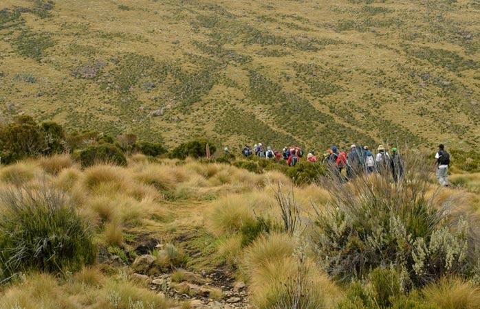 Il Kenya è perfetto per le escursioni