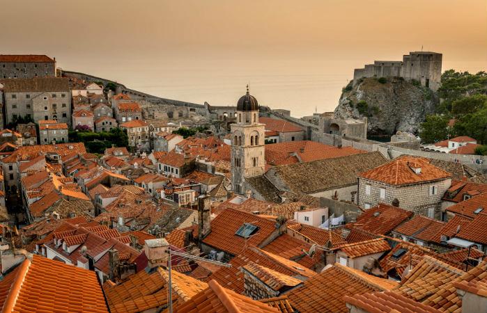 Dubrovnik è una delle gemme d'Europa low cost in bassa stagione © Marcus Saul