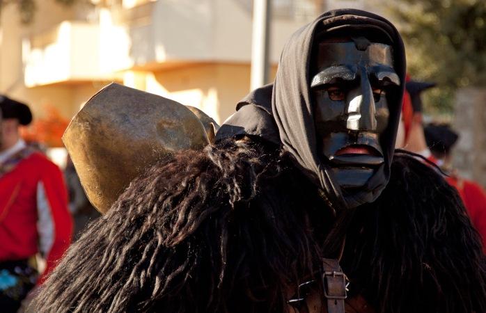 Carnevale in Italia, Mamoiada