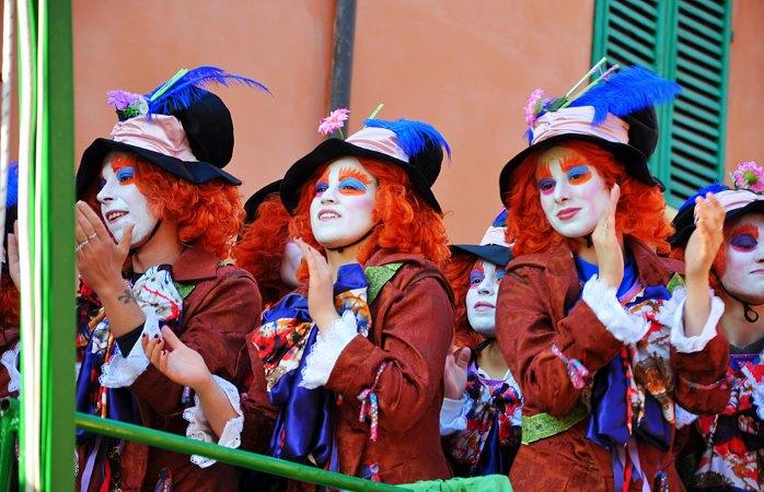 Carnevale in Italia, a Cento