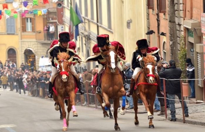 Carnevale in Italia, a Ronciglione